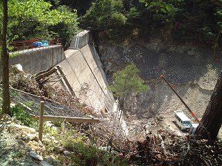 高平ダムは工事??